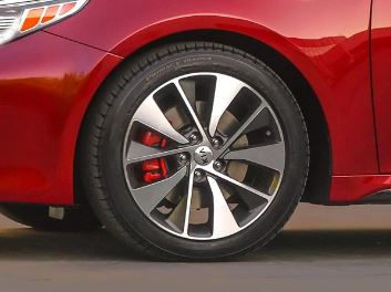2016 Kia Optima Wheel SX and SXL