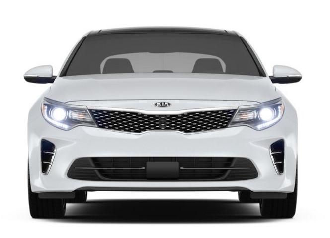 2016 Kia Optima SXL and SX Headlights