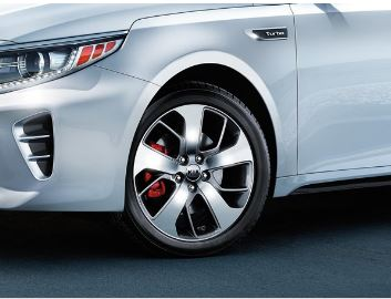 2016 Kia Optima Wheels Launch Edition