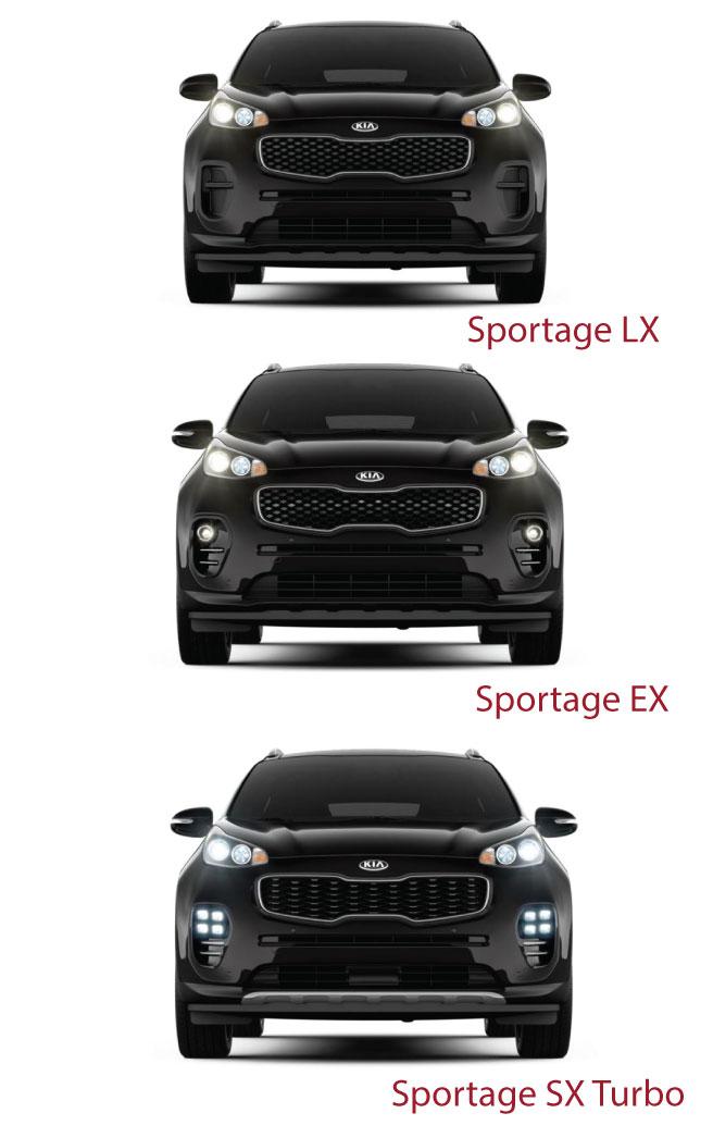 2017 Kia Sportage Light