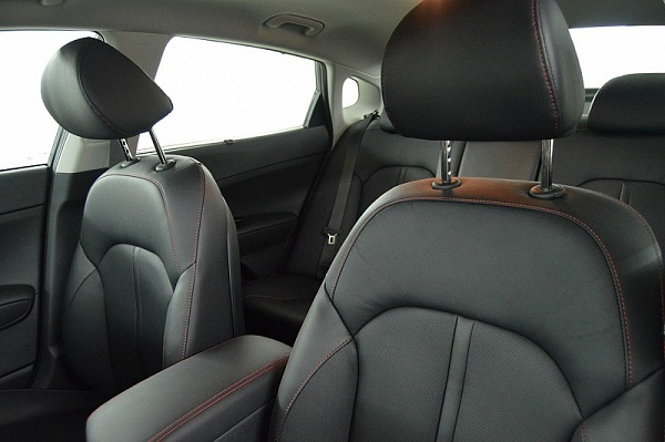 2016 Kia Optima SX Leather