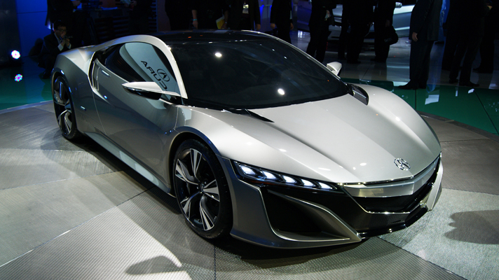 The FUTURE of Acura.......