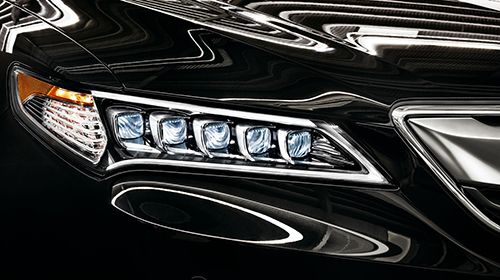 Acura TLX Model Overview McGrath Acura Of Westmont - 2018 acura rdx headlights