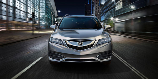 The Acura RDX Performance Is Smooth And Powerful - Acura rdx fuel type