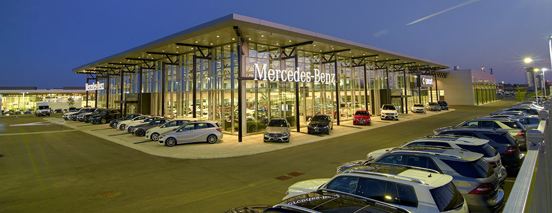 About Mercedes-Benz Brampton