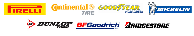 Mercedes-Benz Tire Brands