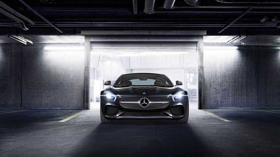 Mercedes-Benz AMG® GT S