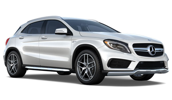 2016 Mercedes-Benz GLA45