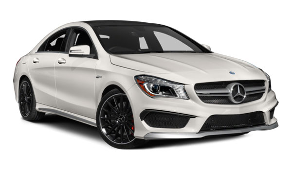 2016 Mercedes-Benz AMG® CLA45
