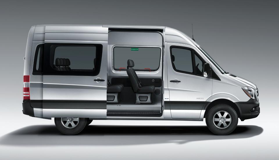 6377eb9e1e Mercedes-Benz Sprinter - Safety Features - Mercedes-Benz Brampton