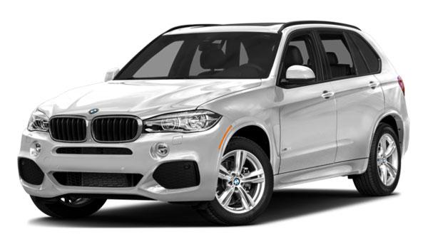 2016 BMW X5 35d