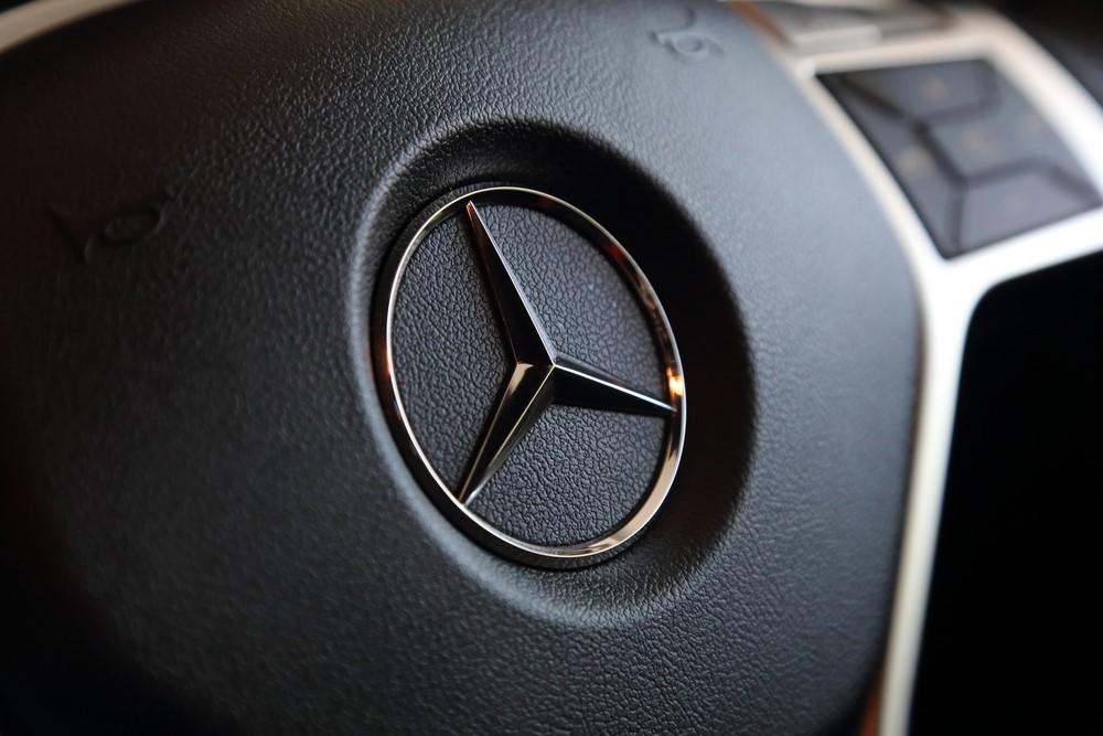 Benz Logo 3