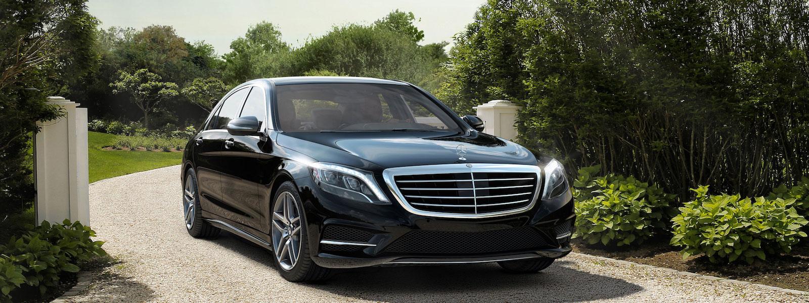 2016 Mercedes S-Class Design