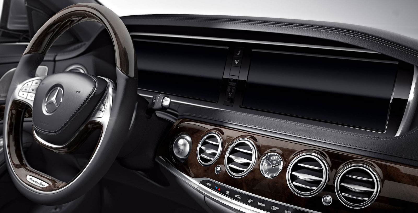 2016 Mercedes S-Class Technology