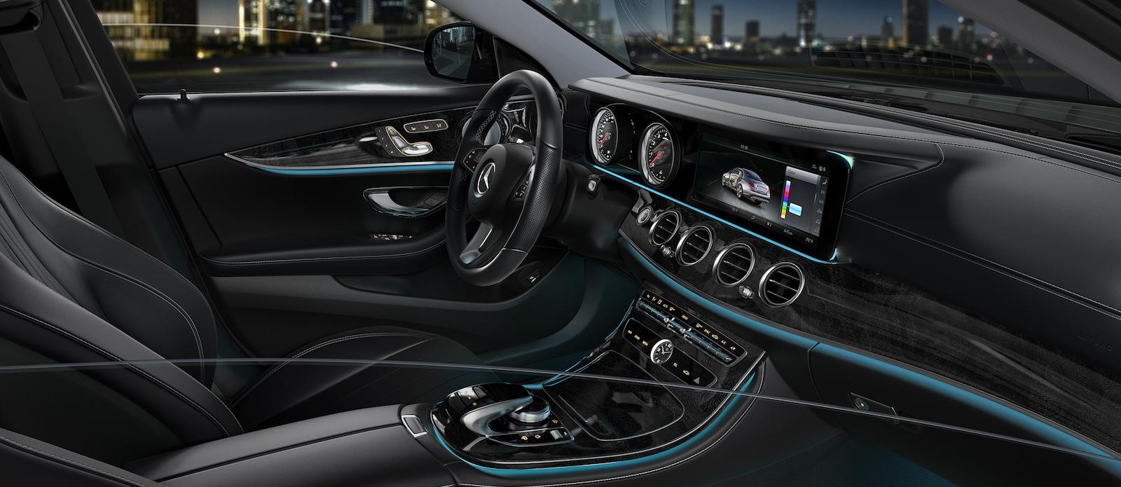 2017 Mercedes E-Class Safety