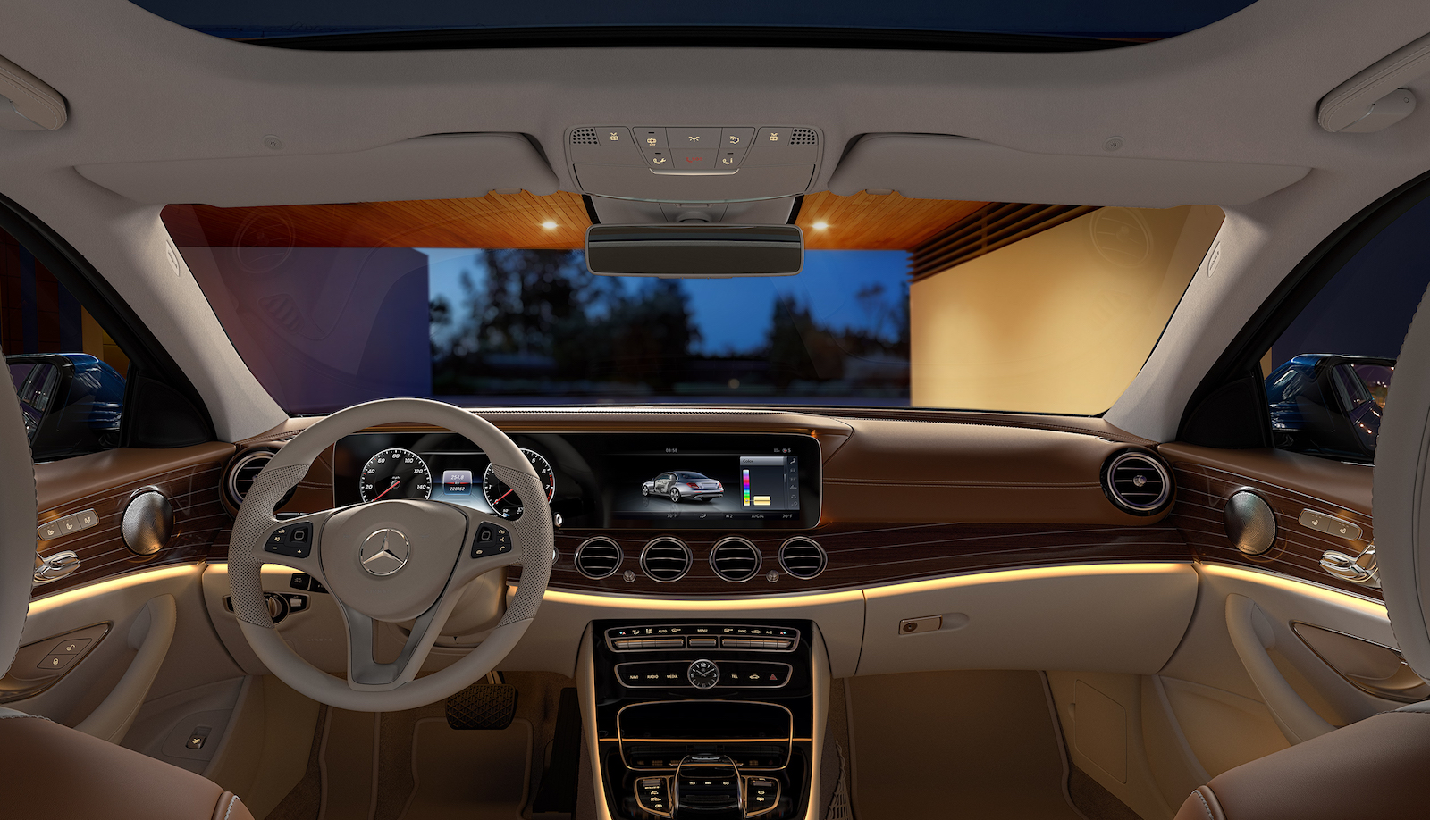 2016 Mercedes E-Class Luxury