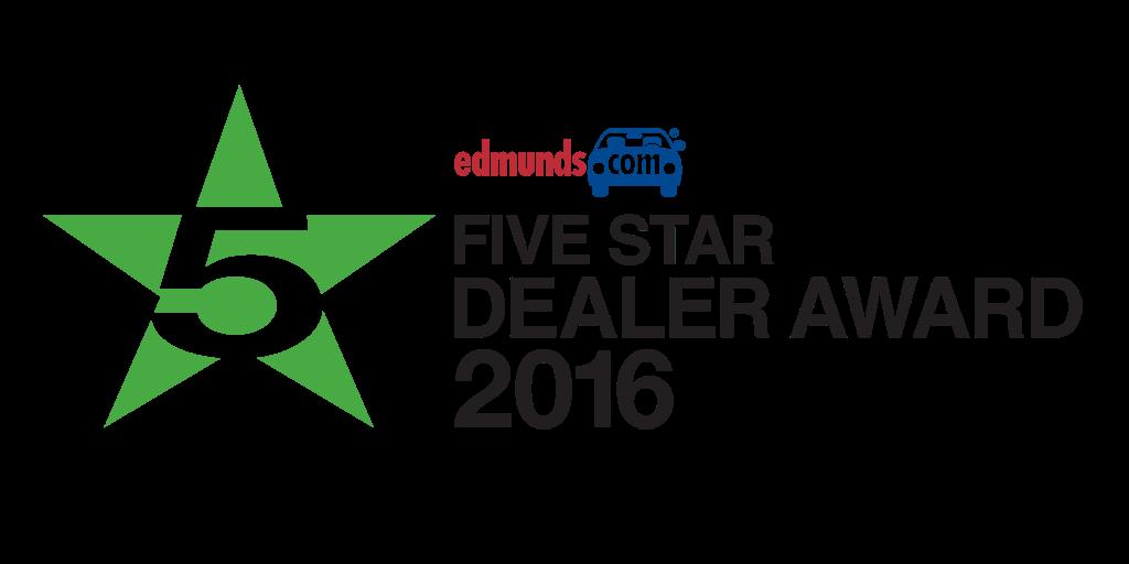 Mercedes-Benz Laguna Niguel Edmunds 2016 Five Star Dealer Award