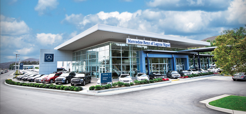 New and used car dealer mercedes benz of laguna niguel for Mercedes benz dealers in michigan