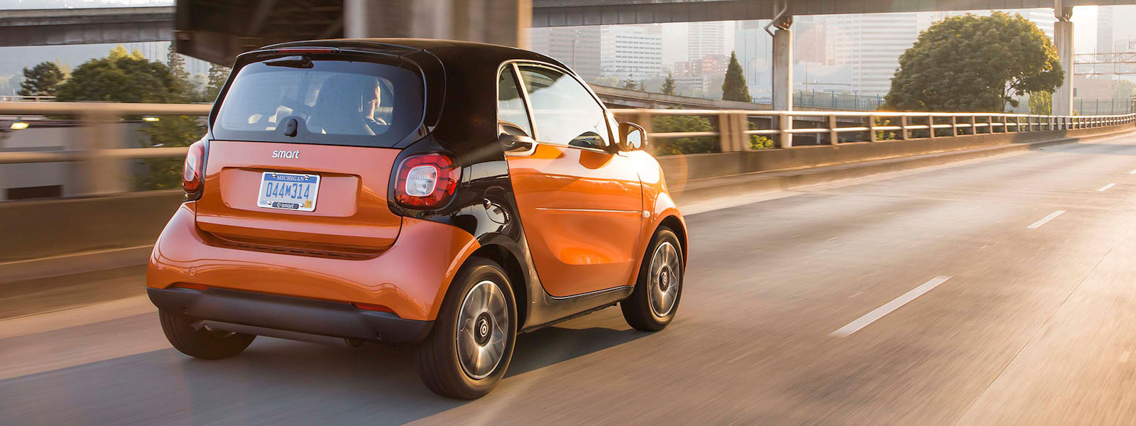 2016 Smart Fortwo Performance