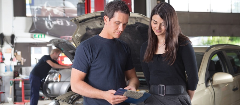 Quick and trustworthy automotive services in morton il for Ford motors service center
