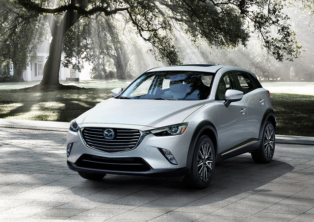 2016 Mazda CX-3 Technology