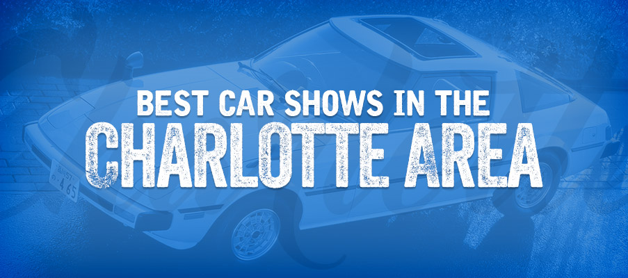 car shows in Charlotte