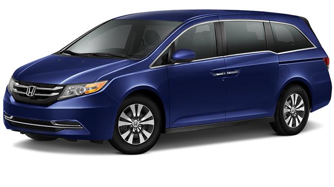 2017 Honda Odyssey Se >> 2017 Honda Odyssey Montana Honda Dealers
