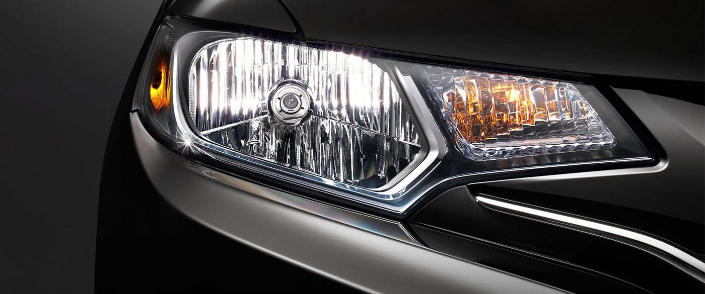 Honda Fit Daytime Running Lamps