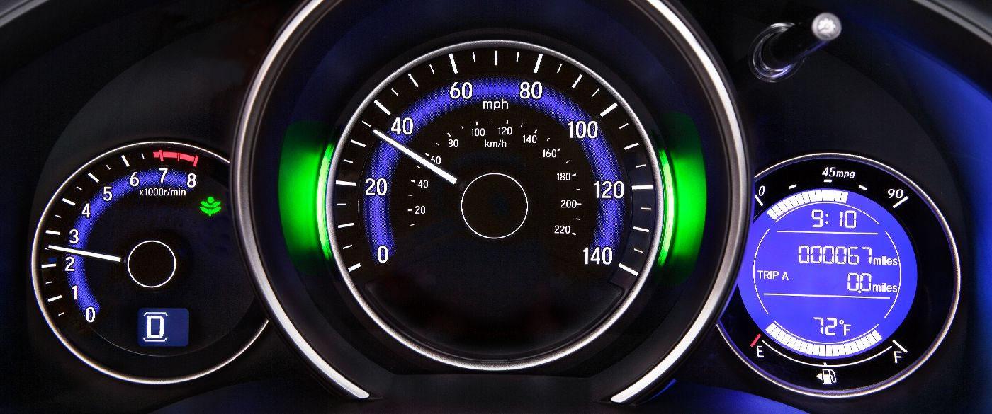 Honda Fit Eco Assist