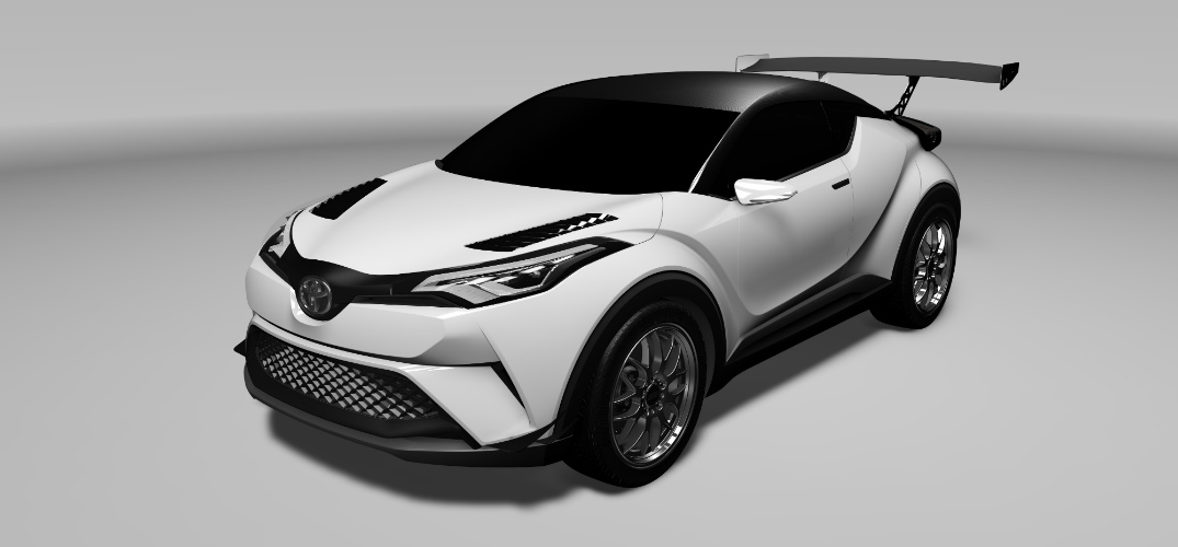 Scion C-HR