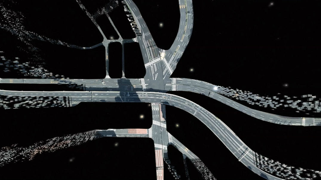 Toyota Road-Mapping Technology