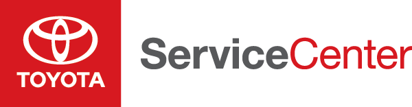 Toyota Service Header