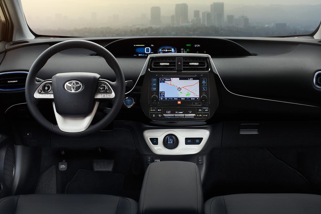 2016 Toyota Prius Interior Dash
