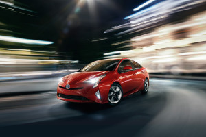 all-new 2016 Toyota Prius