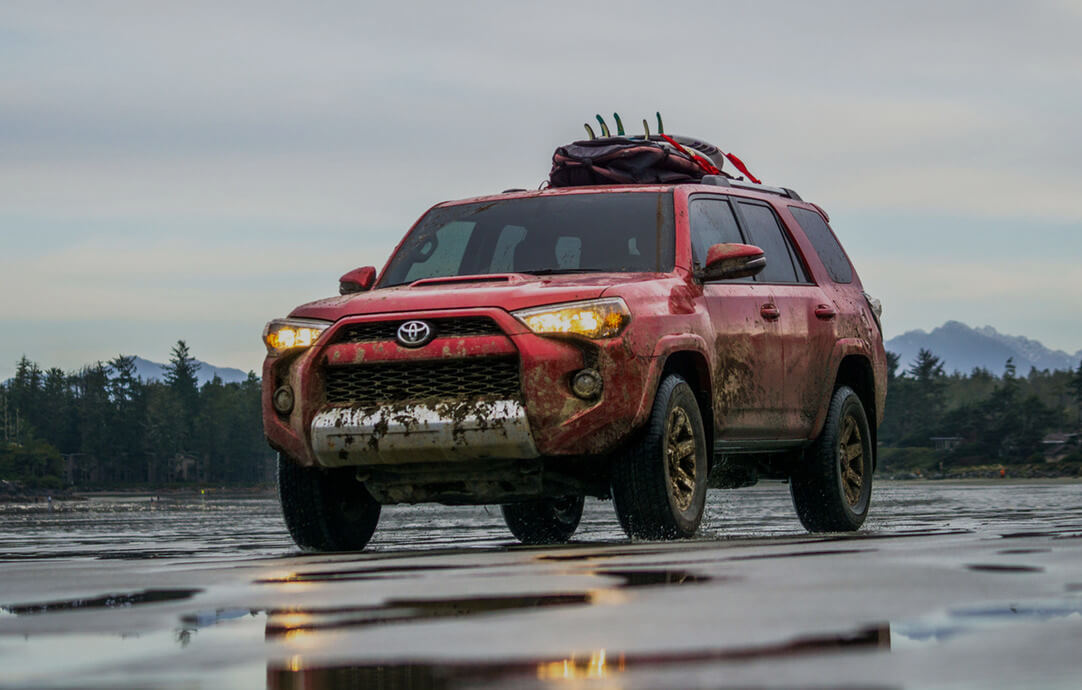 2016 Toyota 4Runner Performance