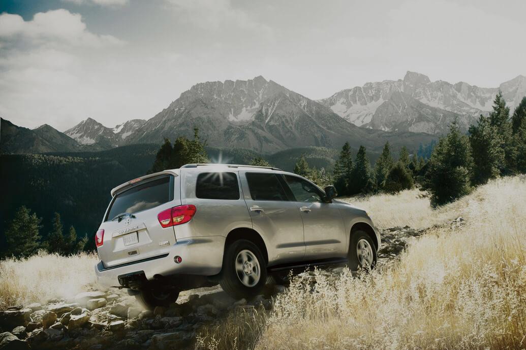 2017 Toyota Sequoia Performance