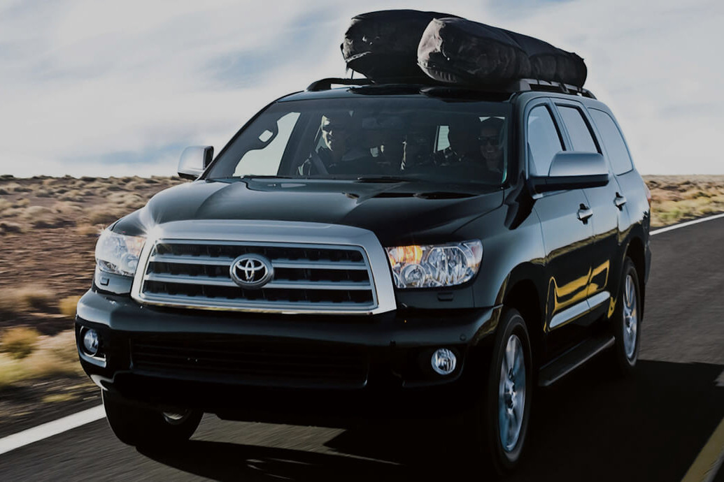 the 2017 toyota sequoia continues its tradition of versatility. Black Bedroom Furniture Sets. Home Design Ideas