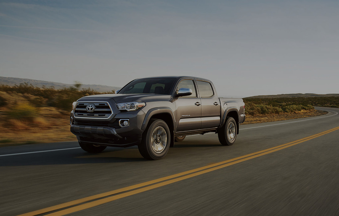 The 2017 Toyota Tacoma is a Capable, Powerful Midsize Pickup