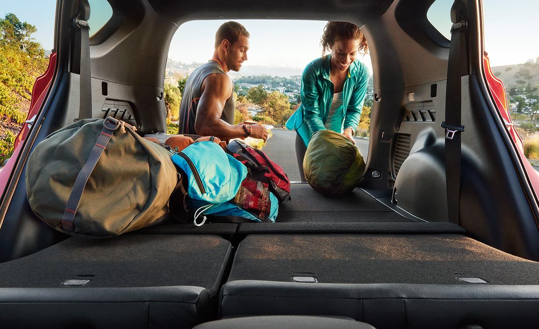 2016 Toyota RAV4 cargo