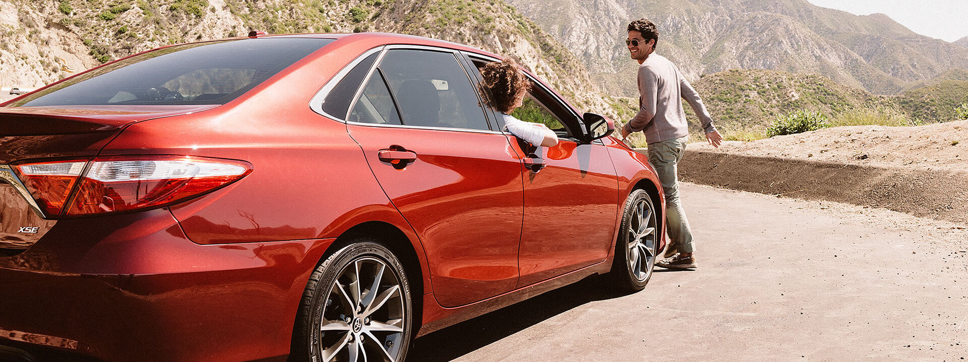 The 2017 Toyota Camry S Accessible Price Points