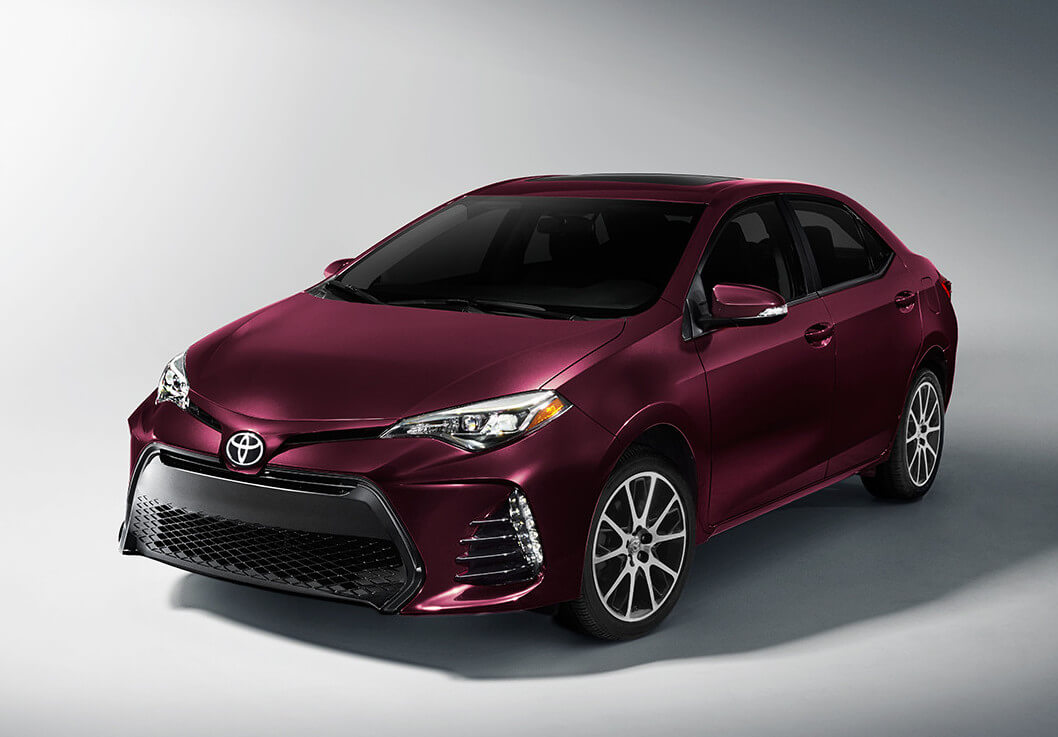2017 Toyota Corolla 50th Anniversary Edition