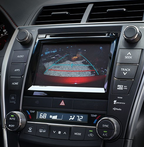 2016 toyota camry safety ratings and features. Black Bedroom Furniture Sets. Home Design Ideas