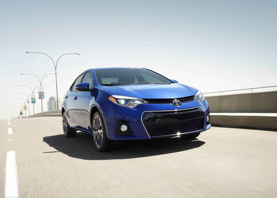 2016 Toyota Corolla Performance