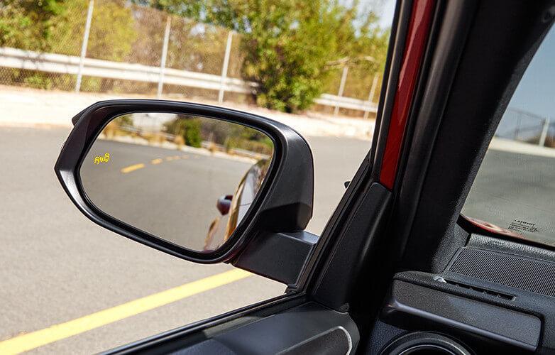 Toyota RAV4  Blind Spot