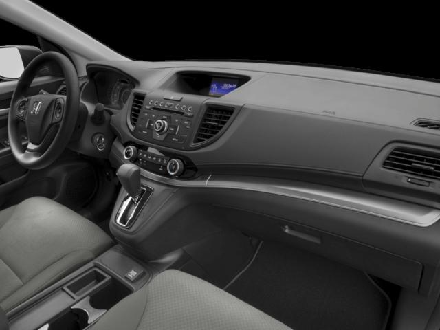 2016 Honda CR-V Interior