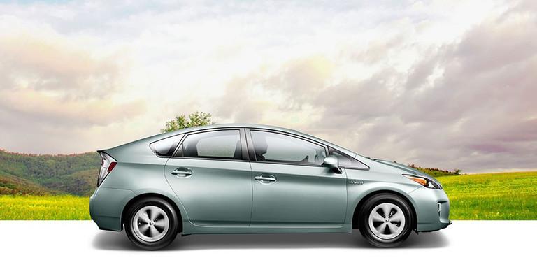 Toyota Prius efficiency