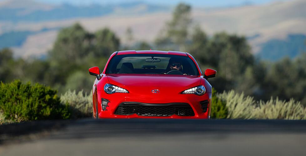2017 Toyota 86 Hill Start Assist