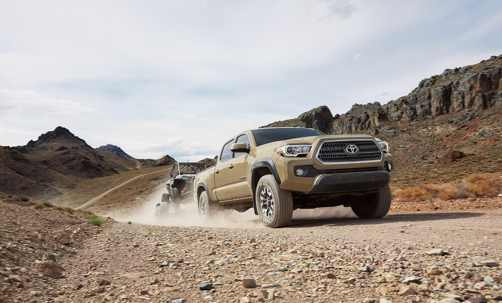 Breaking Down The 2017 Toyota Tacoma Reviews
