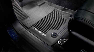 All-Weather Floor Liners