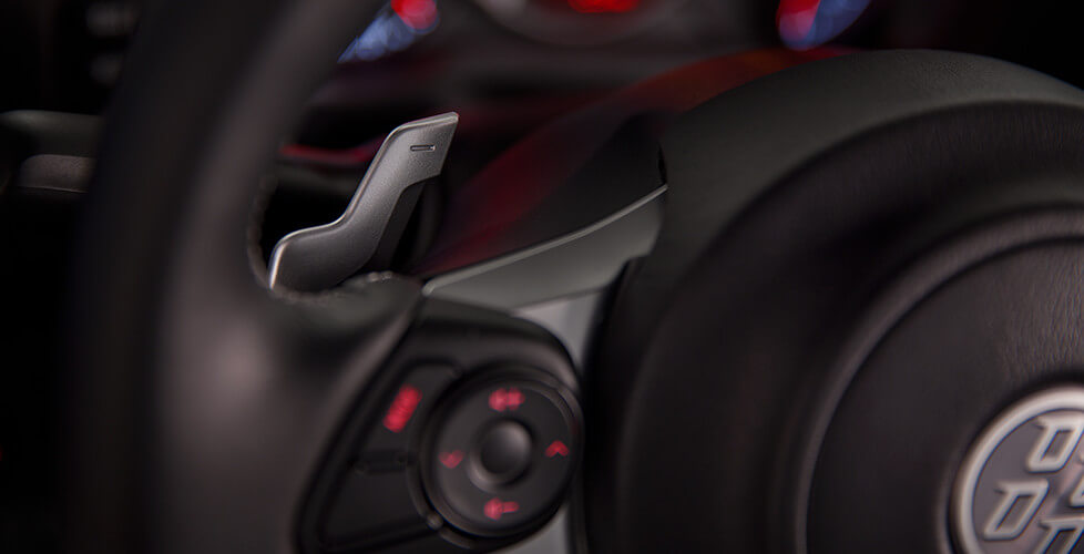 Paddle Shifters in 2017 Toyota 86